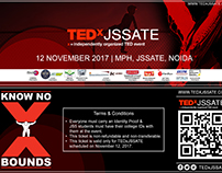 TEDxJSSATE 2017