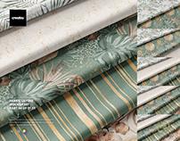 Fabric Layers Mockup Set (04FFv.11)