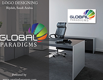 Global Paradigms Logo Designing Project