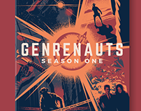 GENRENAUTS: SEASON ONE Book Cover