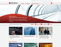 Phoenix IT Group Website