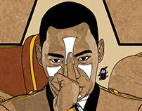 #Le Général Camillle Makosso