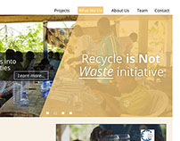 Recycle, is not WASTE initiative