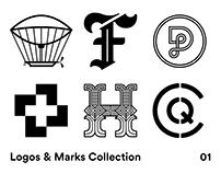 Logos & Marks Collection 1