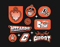 Sport Club Logos