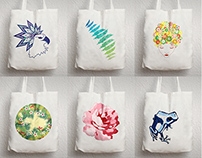 Canvas bags ideas