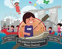 Water Festival Poster Design