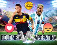 Partido de la Selección Colombia / GranCasino