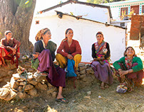 People of Kumaon Hills
