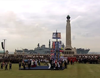 Royal Navy - Trafalgar 200, Portsmouth, UK