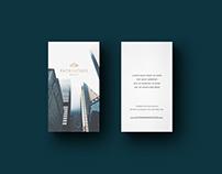 Património Soluções - Brand & Logo Design