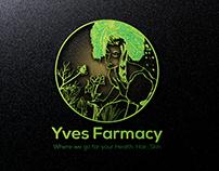 Pharmacy Logo Design Project