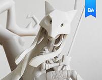 Fuchs+Dachs - interior design figure set