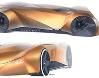 Peugeot 'mission'