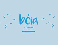 Bóia Lounge - Identidade