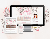 Madly Luv (Responsive Wordpress Theme)