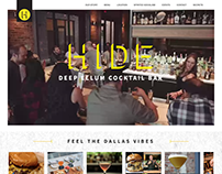 HIDE Bar Dallas