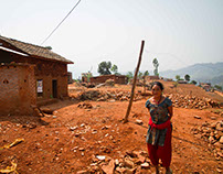 Nepal, One Year On...