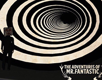 The adventures of Mr Fantastic