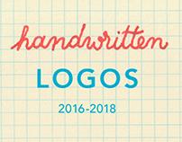 Handwritten Logos