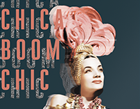 Poster - Chica Chica Boom Chic