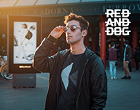 Red and Dog   Website Store