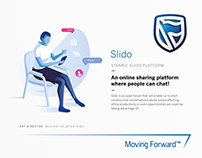 Stanbic Bank - Slido is open - let's chat!
