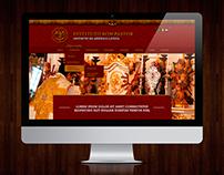 Website - Instituto Bom Pastor (América Latina)