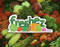 Freshez - Logo Design and Branding