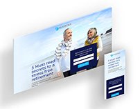 Endorphin Landing Page