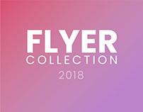2018 Flyer Portfolio