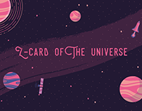 Z-card of the universe