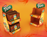 Tang Juice CCD & Shelf Dress up Display