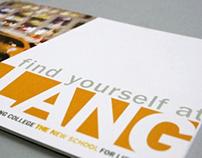 MFA Work: Lang Look-Book