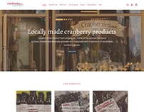 Cranberries Naturally on Shopify