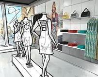 Conceptual POP and Retail Designs