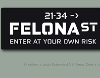 Felona st. Neo Stencil & Variable