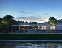 River Restaurant.