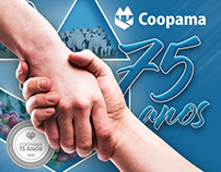 Campanha 75 Anos Coopama