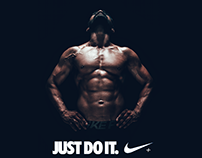 Nike Pro Visual Content