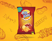 Chips Branding and Package Design