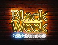 Campanha - Black Week Ford Dimas