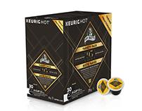 Keurig - Van Houtte - 95th anniversary packaging