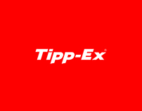 Tipp-Ex print ADV