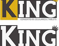 logotipo king