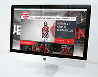 Club Africain official website