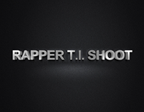 Rapper T.I. Shoot