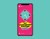 Quarantine Engagement Content - Omay Foods