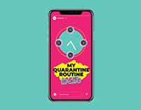 Quarantine Engagement Content - Omay Foods
