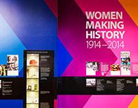 Women Making History